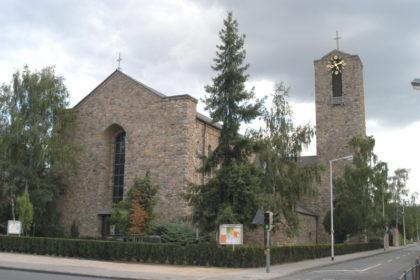 Pfarrkirche Liebfrauen Darmstadt